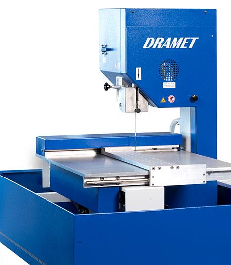 Diamantbandsäge BS270 von DRAMET