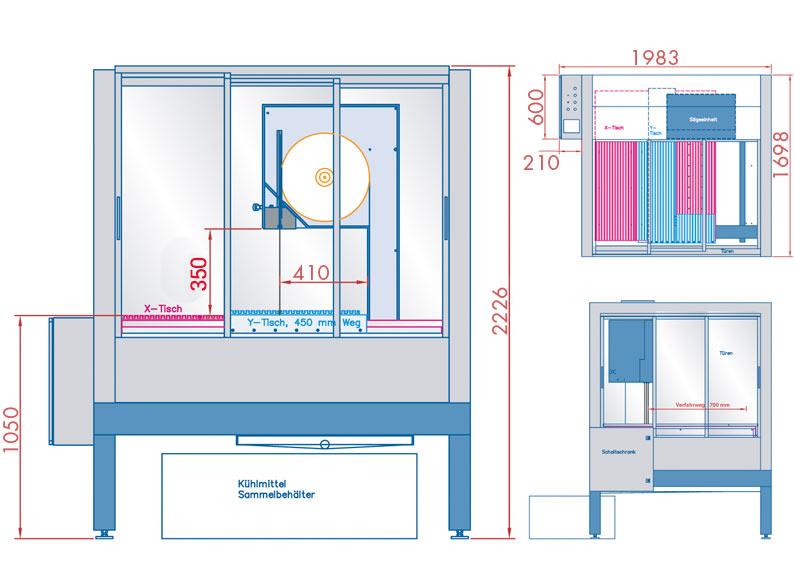 zeichnung-diamantbandsaege-bs-400-fy-maschine-mit-massen