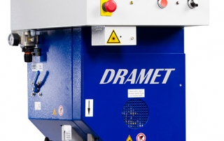 Diamantbandsäge BS200 S mit Terminal von DRAMET
